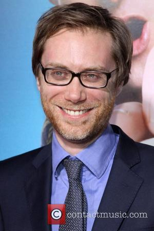Stephen Merchant  Los Angeles Premiere of Warner Bros. Pictures' 'Hall Pass' held at the Cinerama Theatre  Los Angeles,...