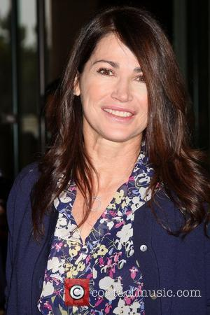 Rambling Kim Delaney Escorted Offstage At Military Event