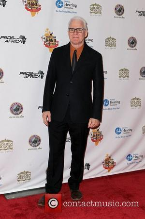 Steve Martin, Las Vegas and Texas