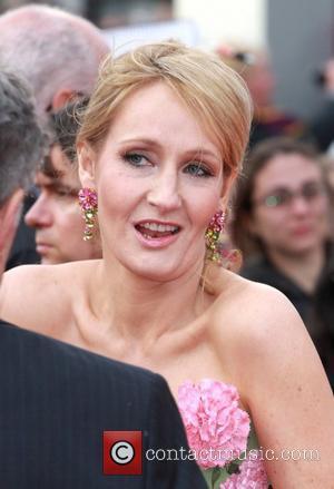 Jk Rowling Reveals Title Of First Post-harry Potter Novel