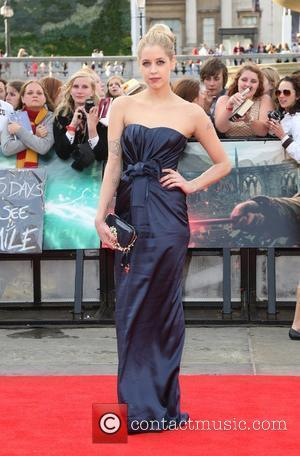 Peaches Geldof The World premiere of Harry Potter and the Deathly Hallows part 2 - Arrivals London, England - 07.07.11