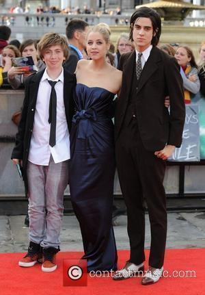 Guest, Peaches Geldof and Thomas Cohen (right),  Harry Potter And The Deathly Hallows: Part 2 - world film premiere...