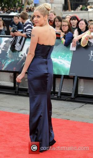 Peaches Geldof,  Harry Potter And The Deathly Hallows: Part 2 - world film premiere held on Trafalgar Square -...