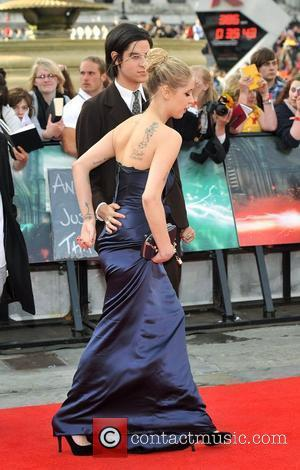 Peaches Geldof Harry Potter And The Deathly Hallows: Part 2 - world film premiere held on Trafalgar Square - Arrivals....