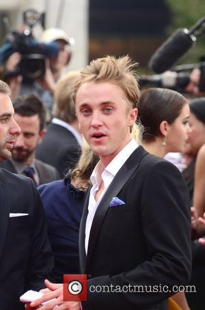 Tom Felton 'Flattered' By Emma Watson's Crush