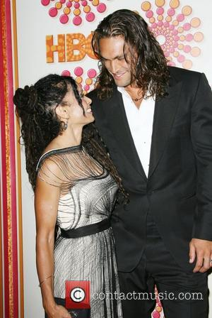 Lisa Bonet and Jason Momoa 2011 HBO's Post Award Reception following the 63rd Annual Primetime Emmy Awards held at The...