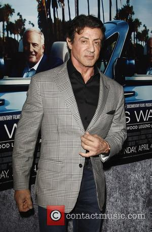 Sylvester Stallone To Launch 'Rambo' Fashion Line