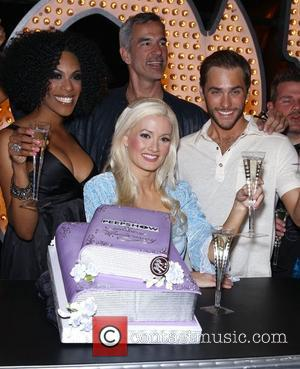 Cheaza, Holly Madison, Josh Strickland, Jerry Mitchel  Holly Madison and the cast of Peepshow celebrate two remarkable years at...