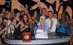 Holly Madison and cast of Peepshow Holly Madison and the cast of Peepshow celebrate two remarkable years at Planet Hollywood...