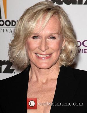 Glenn Close, Beverly Hilton Hotel