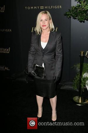 Patricia Arquette The Hollywood Reporter Big 10 Party at the Getty House Los Angeles, California - 24.02.11