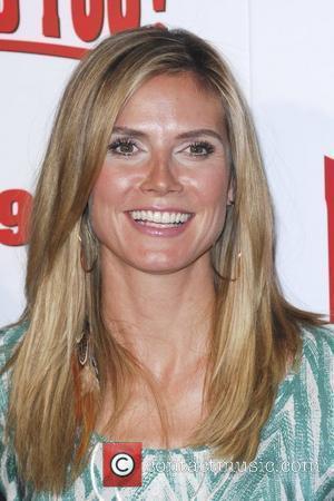 Heidi Klum Brings Sick Kids To Movie Premiere