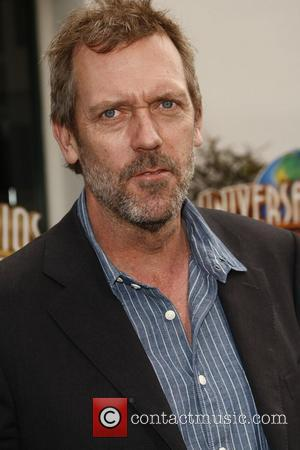 Hugh Laurie,  Los Angeles premiere of 'Hop' at Universal Studios Hollywood Universal City, California - 27.03.11