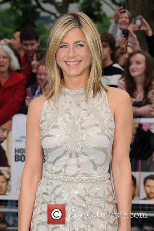 Jennifer Aniston 'Horrible Bosses' UK premiere held at BFI Southbank - Arrivals London, England - 20.07.11