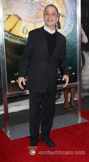 Tony Danza,  at the 'Hugo' premiere shown at the Ziegfeld Theatre. New York City, USA - 21.11.11