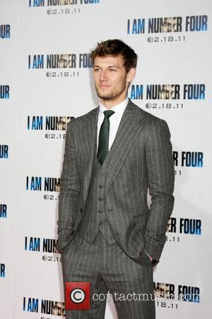 Alex Pettyfer  Los Angeles Premiere of 'I am Number Four' held at the Village Theatre Los Angeles, California -...