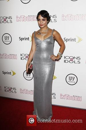 Vanessa Hudgens In Touch Weekly's 4th Annual Icons & Idols Celebration at the Sunset Tower Hotel  West Hollywood, California...