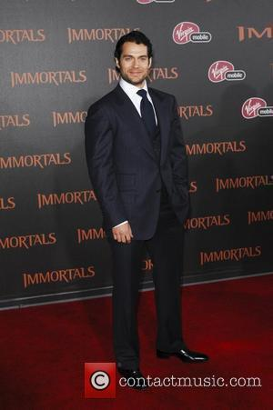 Henry Cavill  'Immortals 3D' Los Angeles premiere at Nokia Theatre L.A. Live  Los Angeles, California - 07.11.11