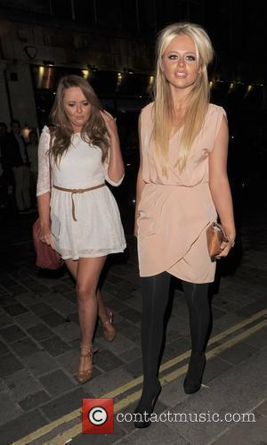 Emily Atack and The Inbetweeners