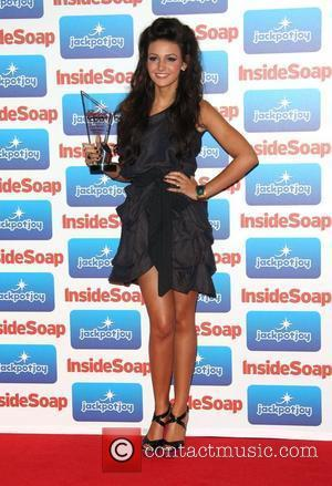 Michelle Keegan Wins 'Sexiest Female' For Sixth Time