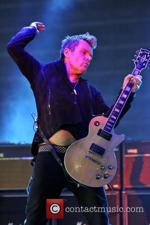 Billy Duffy and The Cult