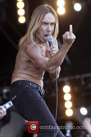 Iggy Pop Isle of Wight Festival at Seaclose Park Newport - Day Two  Newport, Isle of Wight - 11.06.11