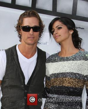 Matthew Mcconaughey To Wed In Camila Alves' Native Brazil - Report