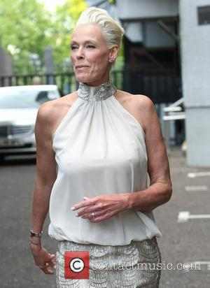 Brigitte Nielsen Caught Drunk And Disorientated In L.a. Park?