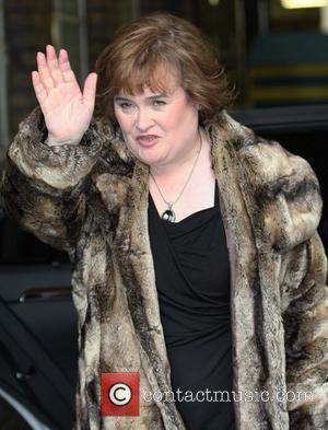 Susan Boyle Reveals Battle With Epilepsy