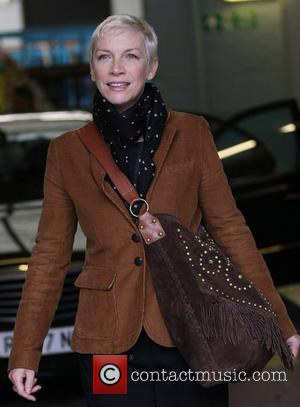 Annie Lennox Shares Stress-relieving Tips