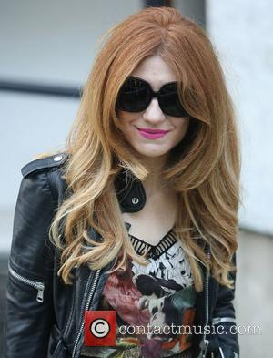 Nicola Roberts at the ITV studios London, England - 11.07.11