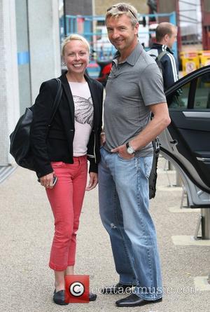 Jayne Torvill and Christopher Dean