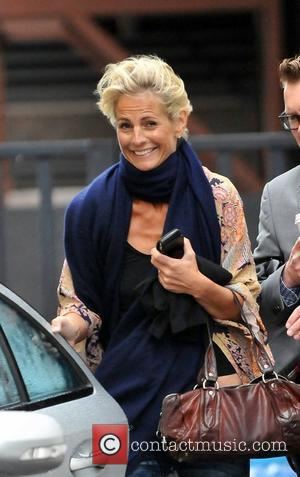 Ulrika Jonsson at the ITV studios London, England - 06.09.11