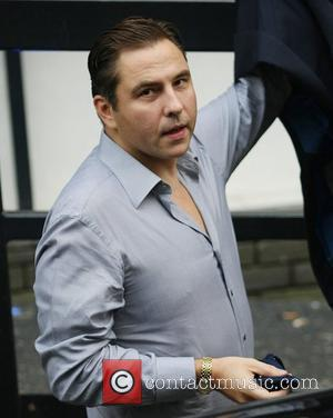 David Walliams Worries Swim Injury Will Take Years To Heal