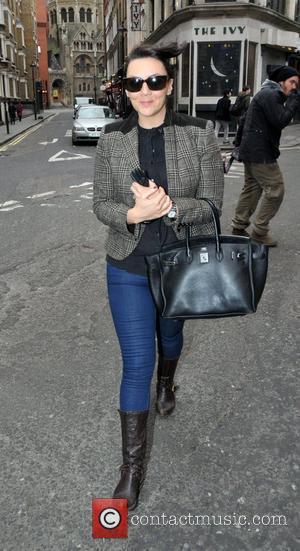 Martine Mccutcheon Leads Campaign Against Child Trafficking
