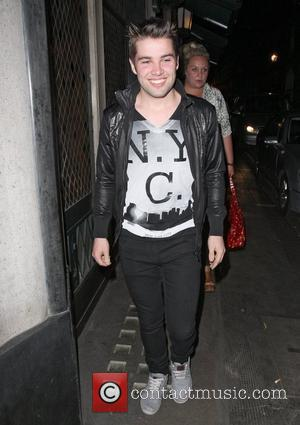 Joe Mcelderry Filmed Video Amid London Riots