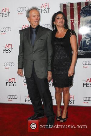 Clint Eastwood, Dina Eastwood and Grauman's Chinese Theatre