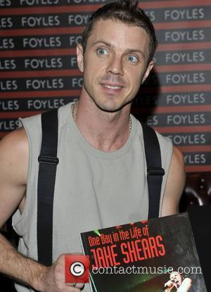 Jake Shears book signing in the Cafe at Foyles, to mark the launch of 'One Day in the Life of...