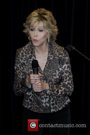 Jane Fonda Bathed In Dog's Ashes