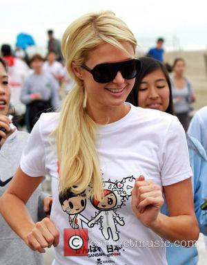 Paris Hilton's Pride Over Humanitarian Award