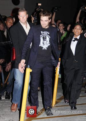 Robert Pattinson In Security Scare