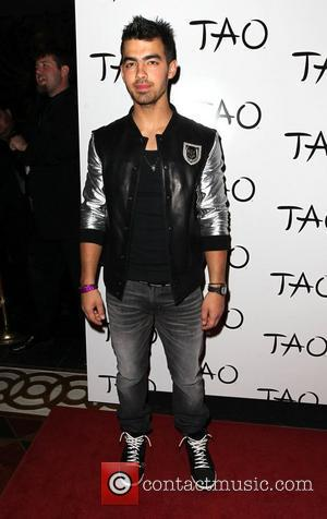Joe Jonas hosts a Billboard Music Awards pre-party at TAO nightclub inside The Venetian Resort and Casino Las Vegas, Nevada...