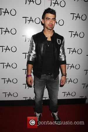 Joe Jonas  hosts a Billboard Music Awards pre-party at TAO nightclub inside The Venetian Resort and Casino  Las...