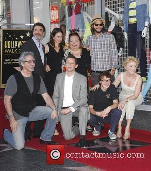 Conchata Ferrell, Angus T. Jones, Carl Reiner and Holland Taylor