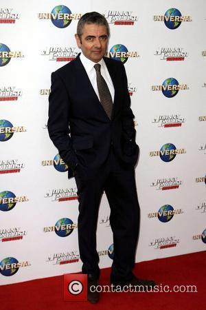 Rowan Atkinson Saved By Car's Structure