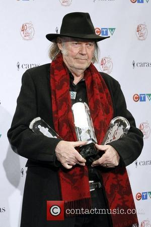 Neil Young's Firm Hit With Lawsuit