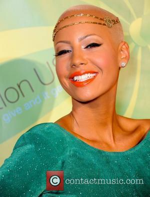 Amber Rose The 6th Annual Kandyland Party at the Playboy Mansion Beverly Hills Los Angeles, California - 25.06.11