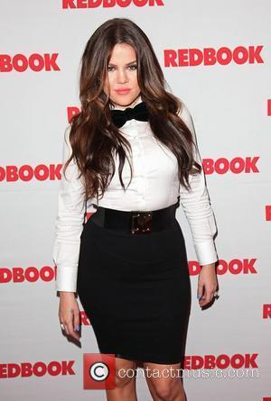 Khloe Kardashian Redbook Magazine celebrates its first-ever family issue featuring the Kardashians on the May 2011 cover at the Sunset...