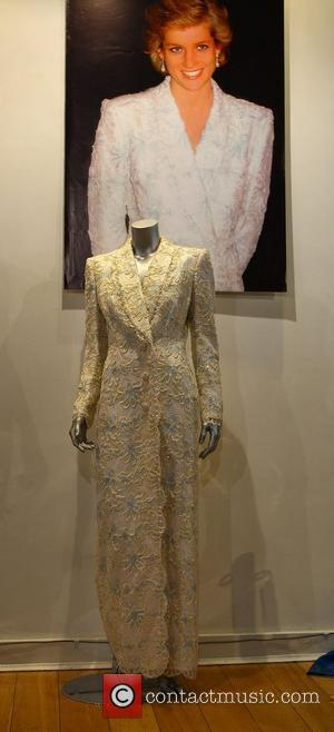 Fancy Buying Princess Diana's 'John Travolta' Evening Gown?