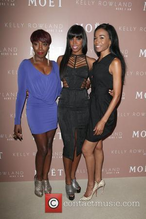 Kelly Rowland and Estelle